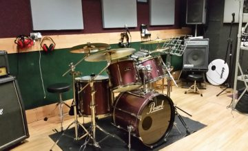 Teaching/practice room